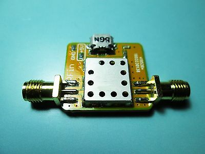 Low Noise Amplifier 50 Mhz - 6 Ghz Rf Lna Ultra High Dynamic Range Oip3 40dbm