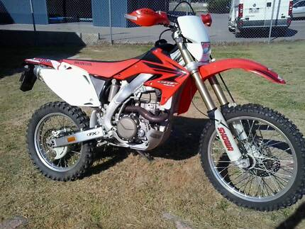 HONDA CRF 450X 2007 Stanthorpe Southern Downs Preview