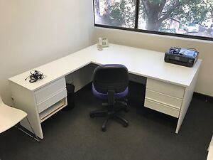 Office Furniture Sale - Must Go ASAP - Moving Premises Crows Nest North Sydney Area Preview