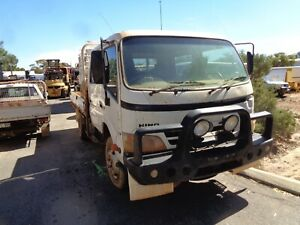 Hino Dutro 300 Dual Cab 2008. N04CTV engine Wrecking Ref- H3001187 Kenwick Gosnells Area Preview