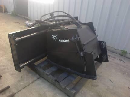bobcat profiler skid steer asphalt milling attachment Capalaba Brisbane South East Preview