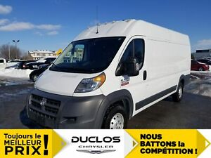 2016 Ram ProMaster 3500 High Roof*CAMÉRA*UCONNECT 5PO*BLUETOOTH*