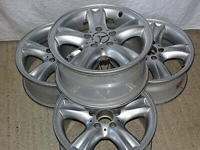 Mercedes CLK W209 / C Klasse W203 Avantgarde Alufelgen > 2094010102 + 2094011102