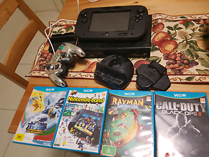 Wii U premium everything you see will go Pimpama Gold Coast North Preview
