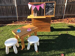 Kids Cafe and Table Set Gungahlin Gungahlin Area Preview