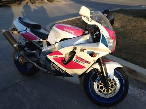 YZF750 recently rebuilt & ready to ride!!!