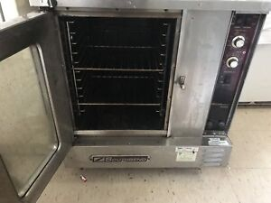 Southbend half size convection oven