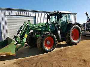 Fendt 716 tractor with loader and front linkage Airly Wellington Area Preview