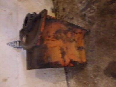 Allis Chalmers Wd Tractor Original Ac Engine Motor Block Wd
