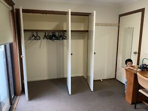 Double room for rent, or 4 bed room house for rent