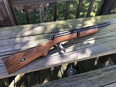 NEAR MINT Benjamin Franklin 342 22 Caliber Pellet Gun Shoots Great Air Rifle