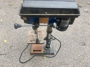 "10"" drill press with laser - slightly used"