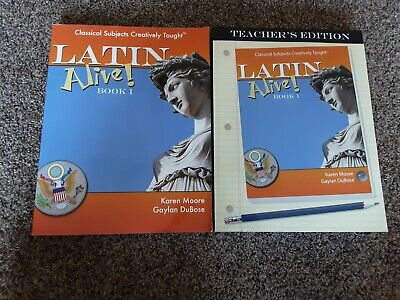 Latin Alive! Book 1 Set by Moore & DuBose