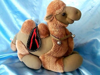 "Plush stuffed Camel 14"""