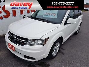 2013 Dodge Journey CVP/SE Plus 7 PASSENGER, MP3 INPUT, POWER...