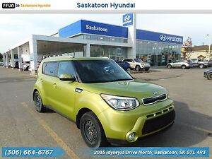 2014 Kia Soul EX PST Paid - Back Up camera - Bluetooth
