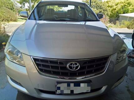 Toyota Aurion 2007 AT-X Narre Warren North Casey Area Preview