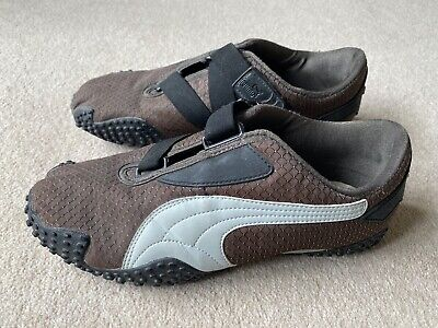 Rare 2004 PUMA 'Mostro' Brown-black fits UK 7 (used)