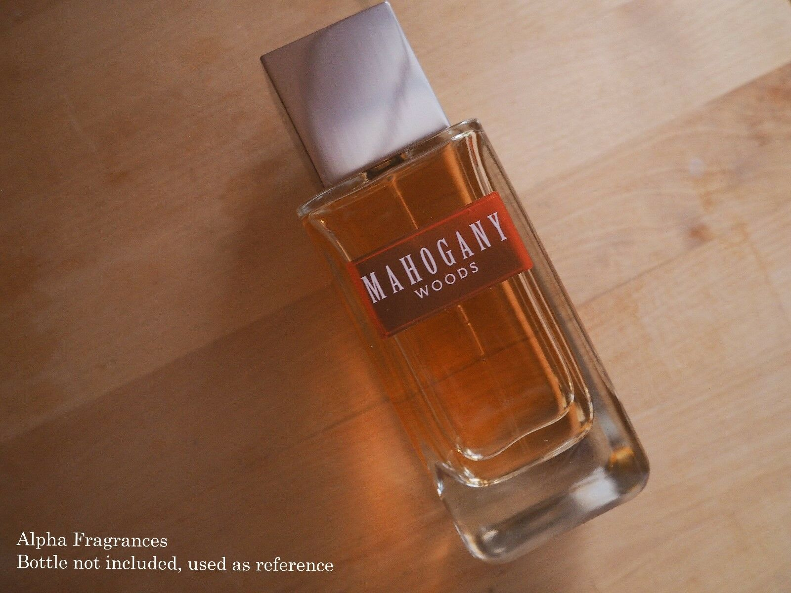 Authentic Bath And Body Works Mahogany Woods For Men - Sample Fast Free Shipping
