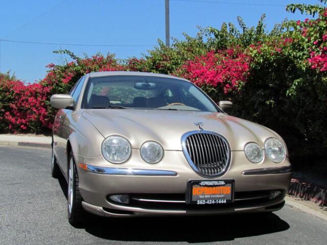 Image 1 of Jaguar: S-Type 4dr Sdn…