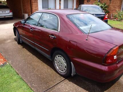 1996 Mitsubishi Magna TE 3.0L Sedan