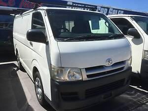 2006 Toyota Hiace Van/Minivan Lansvale Liverpool Area Preview