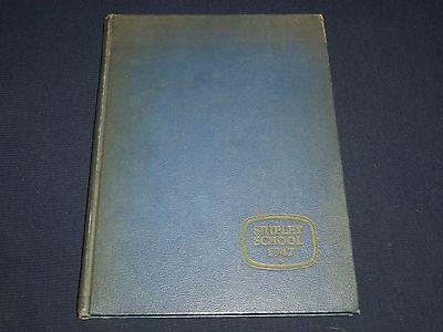1947 Shirley School  Yearbook   Bryn Mawr Pennsylvania   Photos   Yb 801