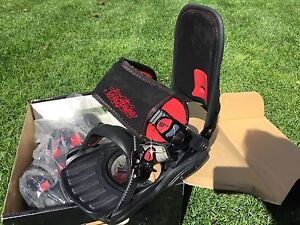Technine team 1 snowboard bindings