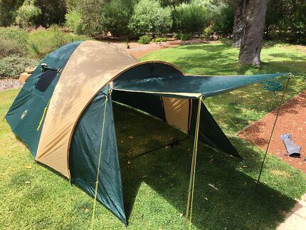 Six person tent & 2 person tent NEW Kathmandu Bora | Miscellaneous Goods | Gumtree ...