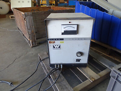 Unitek 1045 Weldmatic 40-200 Ws Watt Second Spot Welder W Gun Tested Working