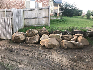ROCKS FOR RETAINING GARDEN FREE!! Upper Coomera Gold Coast North Preview
