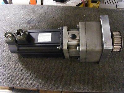 Panasonic Star Robot Ac 2000 Watt Servo Motor Gearmotor Cat No. Msma202a1h