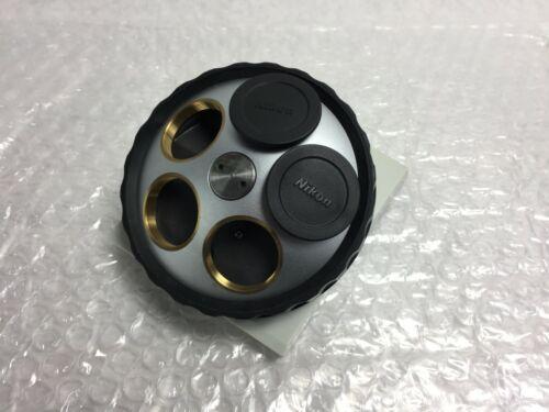 Nikon Microscope 5-Place Nosepiece for CytoViva