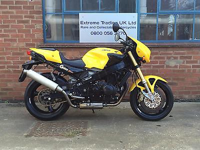 Laverda Ghost Strike 650 Rare example with low mileage.