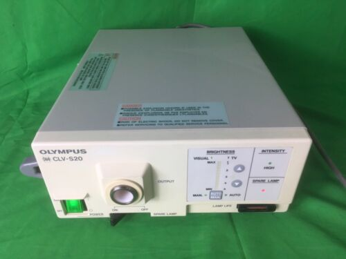 Olympus CLV-S20 Light Source
