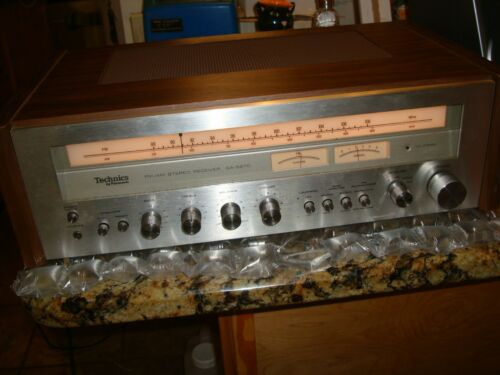 Vintage Technics Stereo Receiver SA-5270 AM/FM Made in Japan 165 Watts