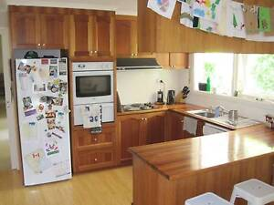 Timber kitchen and appliances Anglesea Surf Coast Preview