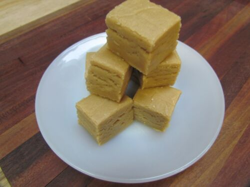 Homemade Peanut Butter Fudge 2 lb Ships within 24 hours