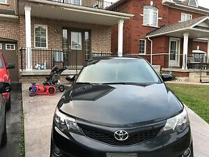 Toyota Camry 2014 SE lease take over