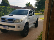 2009 Toyota hilux extra cab sr5 Perth Perth City Area Preview