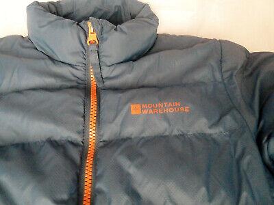 360de6002fb Mountain Warehouse Boys Girls padded jacket /coat Size 9-10 years