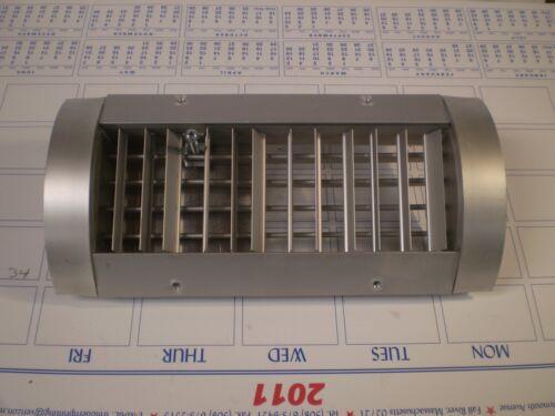 HVAC Aluminum 4 x 10 Grill Diffuser Regsiter