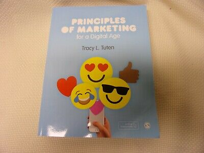 Used, PRINCIPLES OF MARKETING for a Digital Age by Tracy L. Tuten for sale  Shipping to South Africa
