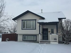 Smoking Hot Price for this 4 bed, 2 bath house in Innisfail!