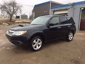 Subaru Forester XT Turbo AWD