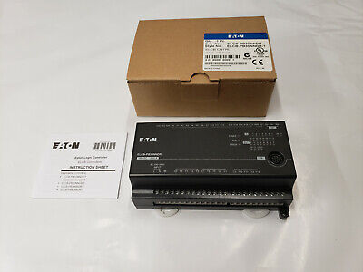 Eaton Elcb-pb30nndr Plc Elcb Logic Controller 18dc In 12 Relay Out. New In Box