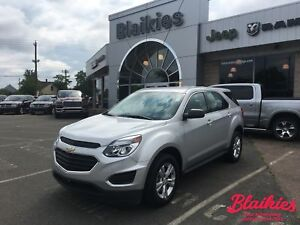 2016 Chevrolet Equinox LS | BACK UP CAM | LOW KM |