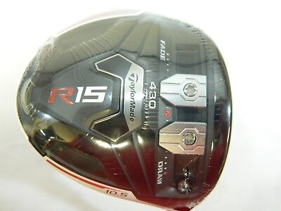 New Taylormade R15 430 White 10.5* Driver UST Proforce VTS 6x - EXTRA Stiff flex for sale  Shipping to India