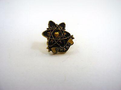 Vintage Sammlerstück Pin: Pkasc Atom Design Atom Atom-design