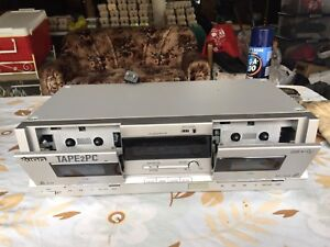 Ion TAPE 2 PC cassette archiver player/ recorder.